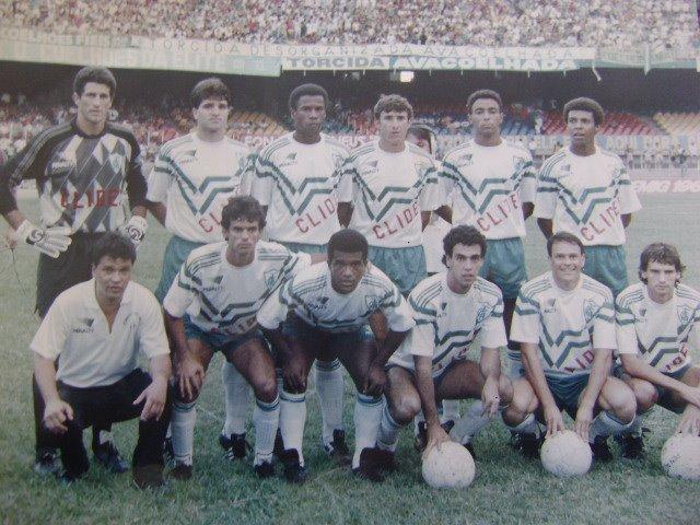 1990, vice campeao (Acervo Marinho Monteiro)