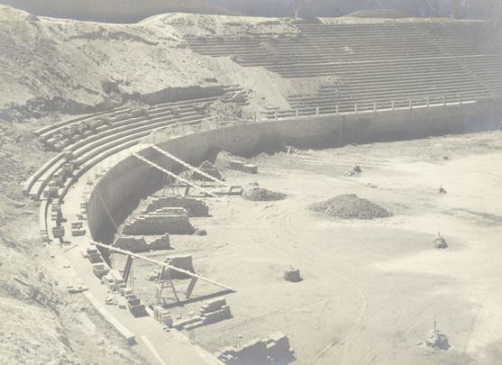 Estadio em 1949