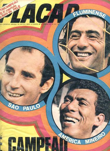 Placar revista 1971