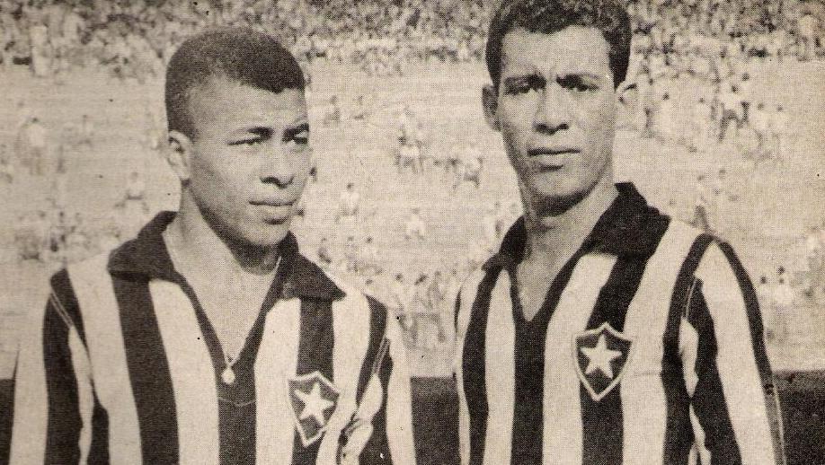 Jairzinho e Jair Bala